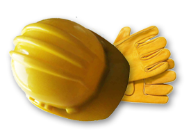 Yellow Gloves